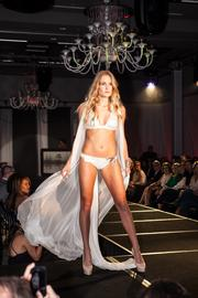 Local fashion designer Linda Asaf produced the Full Tilt Fashion Show at the W Hotel on Saturday. The show featured garb which can be bought at several Austin boutiques.