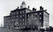 Capital University Founded: 1830 Historical fast fact: The university dedicated its first library in 1915. Its total project cost was $15,500 with an additional $2,000 for furnishings. Photo: Lehmann Hall, which opened in 1876 and was demolished in 1988.