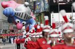 Duly Noted: Joan Jett, killer whales and the Macy's Thanksgiving Day parade (Video)