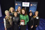 "Team members from Lake Norman Realty Inc. represent the No. 3 Best Places to Work company in the midsized company category.Using the case-sensitive password ""CBJ,"" event attendees and award winners may download their photos here. Email nancy@nancypiercephoto.com with questions on that process."