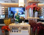 A mock flower shop inside the small business Lifestyle Zone showcases ways small business can benefit from apps and products.