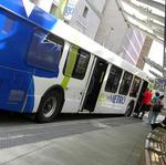 Metro bus ridership down amidst nationwide surge in public transportation use