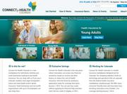 The Connect for Health Colorado website.