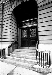 """Fleet/Nortstar Financial Group stops referring to Albany as its co-headquarters. The bank is headquartered in Providence, R.I., following its """"merger of equals."""""""