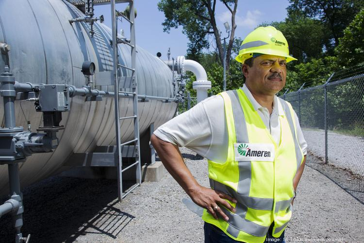 """Richard Mark, chairman, president and chief executive officer of Ameren Illinois, said his company is """"getting ahead of the curve"""" with infrastructure upgrades for its natural gas segment."""