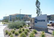 This 175,000-square-foot office park is part of a mixed-use development known as Bingham Junction in Midvale, Utah.