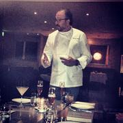 Executive Chef Michael Schlow of Cavatina at the Sunset Marquis Hotel in West Hollywood