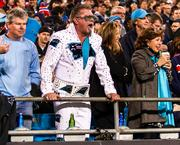 Elvis fan or Carolina Panthers fanatic? Both, of course.