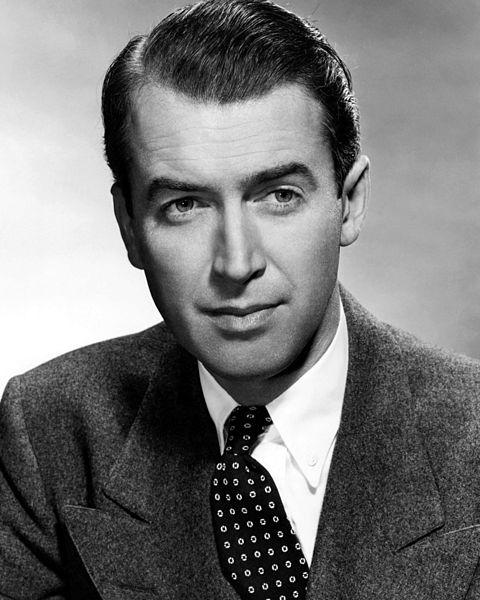 "Jimmy Stewart portrayed George Bailey in the original ""It's a Wonderful Life."""