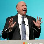 <strong>Ballmer</strong> says Amazon is 'a place that people don't want to work'