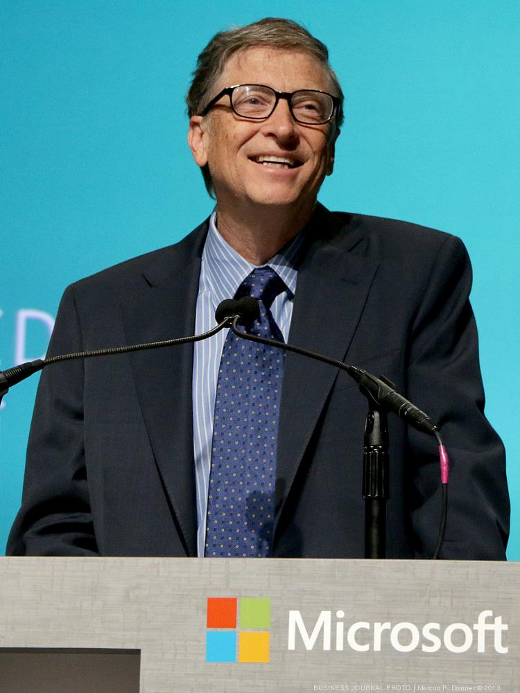 Former Microsoft Chairman Bill Gates is on track to sell off all his shares in the company he founded by 2018.