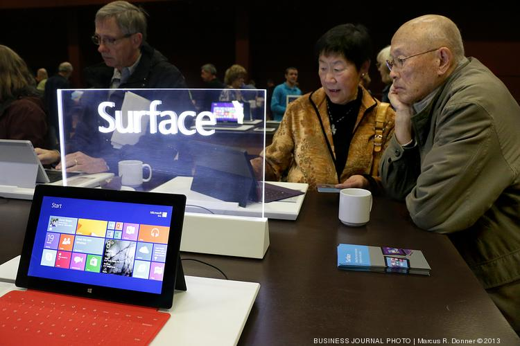 A survey of mobile industry insiders showed little faith that Microsoft's Surface tablet market will take off in the next two years.