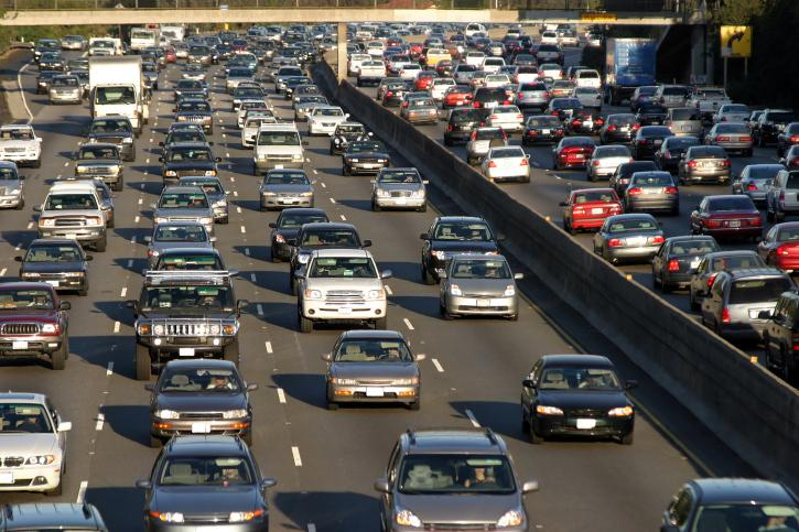 The average Dayton commuter spent less than three hours sitting in traffic last year.