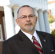 Greensboro College President Lawrence Czarda