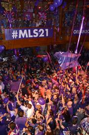And then the announcement is made. Orlando City is officially the 21st MLS team.
