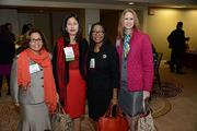 Attendees at the Women of Distinction event held at the Sheraton Downtown Philadelphia Hotel on Tuesday Nov. 19.