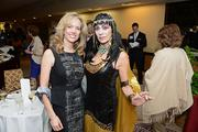 Rising Star Winner Courtney Kronenthal, Coriell Institute for Medical Research with Cleopatra