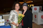 Women of Distinction Honoree Lynn Ozer, Susquehanna Bank and Alum Ellen Fisher, Women's Yellow Pages