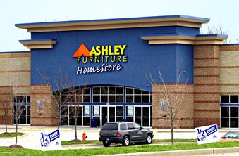 John Neace is selling his franchise of Ashley Furniture stores, including two in Louisville.