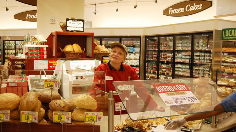 """Harris Teeter held a """"soft-opening"""" event at its new store in Charlotte's Myers Park neighborhood on Nov. 19."""