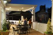 The new Harris Teeter in Charlotte's Myers Park neighborhood features a roughly 2,500-square-foot outdoor patio.