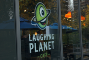 Laughing Planet Cafe operates 11 restaurants in Portland, Eugene and Corvallis.
