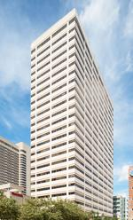 A vacant One Franklin Plaza comes up for sale