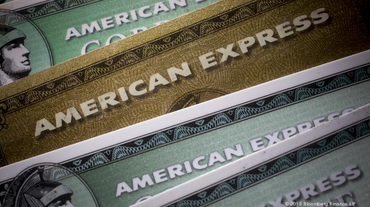 American express to lay off employees in st petersburg tampa bay american express co credit cards are arranged for a photograph reheart Choice Image