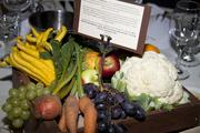 """The """"Feast for WEAVE"""" fundraising event at Mulvaney's B&L on Nov. 16 featured local produce."""