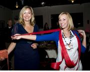 """Supporters gather at the """"Feast for WEAVE"""" fundraising event at Mulvaney's B&L on Nov. 16."""