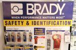 Brady Corp. removes workplace safety division president