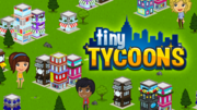 Tiny Tycoons is a location-based mobile app game that launched in March.