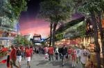 Braves release new renderings of proposed Cobb County stadium (SLIDESHOW)