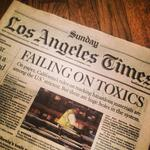 Big changes for LA Times include 700 jobs lost and COO exit