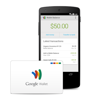 Google is introducing a debit card to work alongside its Google Wallet payments product.