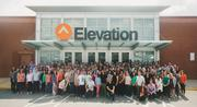 Elevation Church took the No. 1 spot in the midsize companies list, an inclusive, family focus makes a difference.