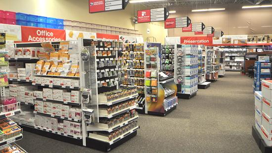 Combined, Office Depot and OfficeMax have more than 2,200 retail stores.