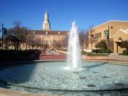 The University of North Texas in Denton is one of North Texas' largest universities by enrollment.