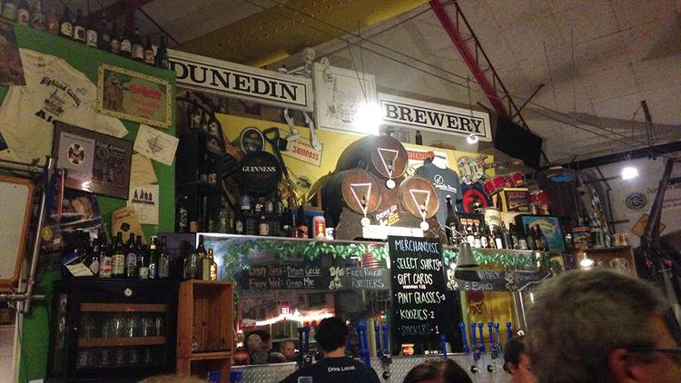 Dunedin Brewery plans expansion