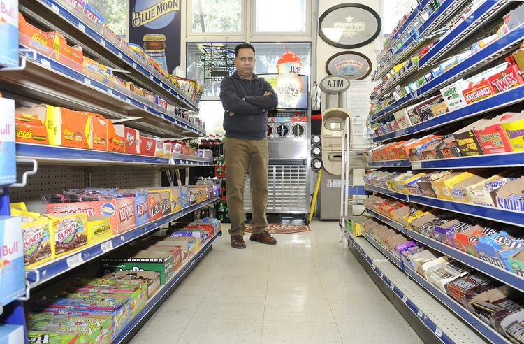 Suresh Kumar, owner of the Olive Drive Market in Davis, said he wasn't notified that his aisles did not comply with ADA regulations until he was sued. He settled out of court, then widened the aisles.
