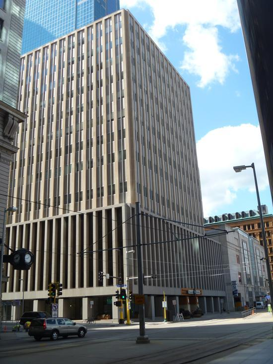Weber Shandwick may move its Bloomington office to downtown Minneapolis office space in the 510 Marquette Building.