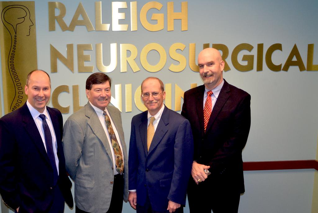 How 4 Raleigh neurosurgeons banded together to stay independent