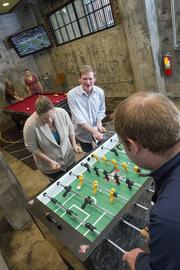 Just adding a foosball table isn't enough to attract — let alone keep — young workers, 40 Under 40 winners and employers say.