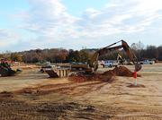 Construction recently began on the $20 million Signature NorthPoint project in High Point.