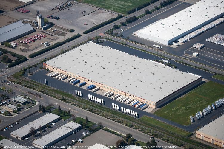 A 396,000-square-foot building in Woodland became Lotus Pacific's first U.S. buy.