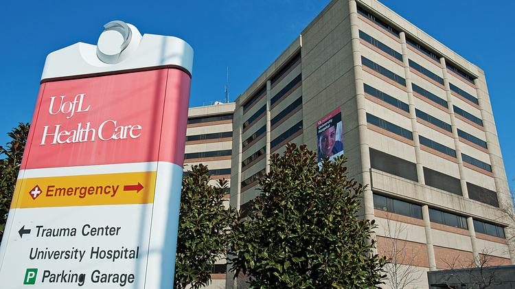 University of Louisville, KentuckyOne Health Inc. say they\'re taking ...