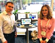 Ilya and Olga Gelfenbeyn's Speaktoit was ranked one of the three best startups that pitched at Plug and Play's Spring Expo on Thursday. Their voice-activated personal assistant for Android works with a number of popular websites and they have already received some funding from Intel Capital.