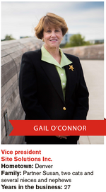 Making it in a man's world: Q&A with real estate broker <strong>Gail</strong> <strong>O'Connor</strong>