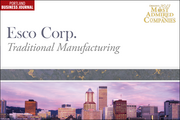 Traditional Manufacturing: 6. Esco Corp.