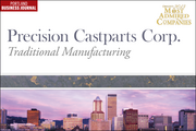 Traditional Manufacturing: 5. Precision Castparts Corp.